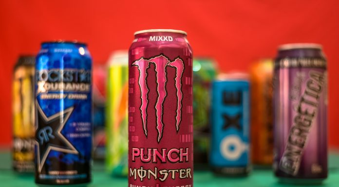 Monster Punch can